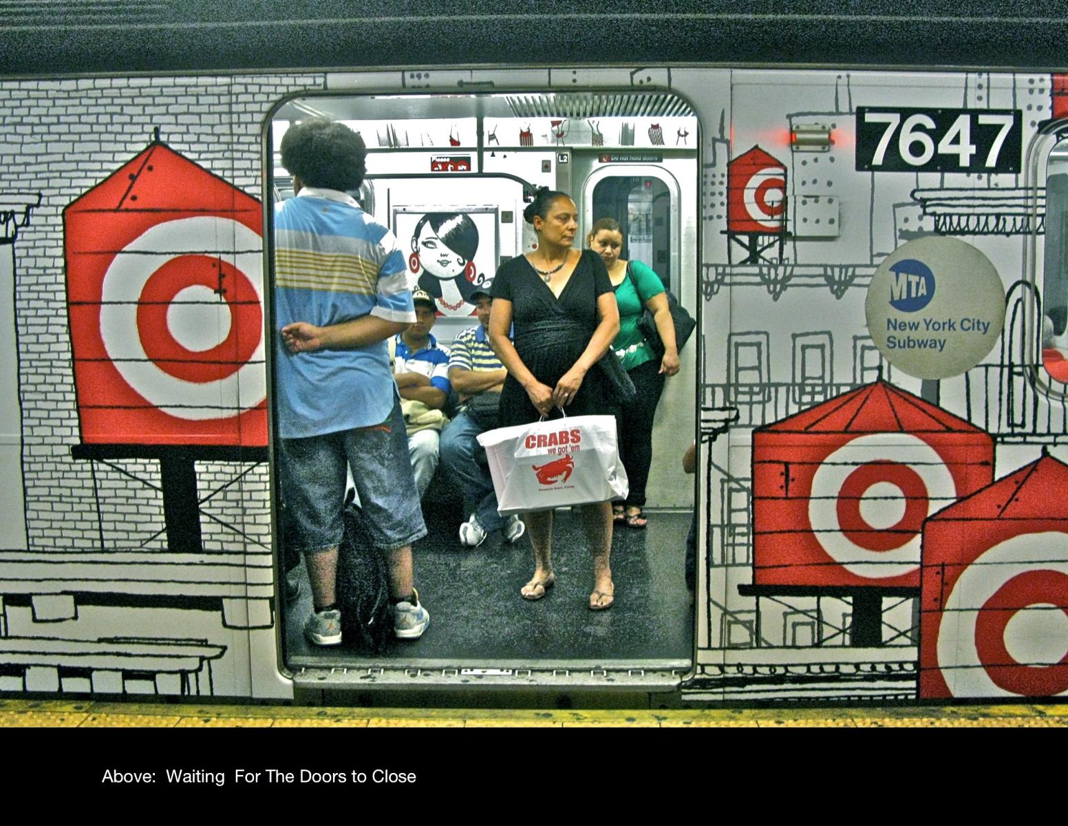 """Shuttle to Times Square""